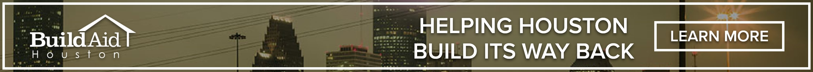 Build Aid Houston Banner